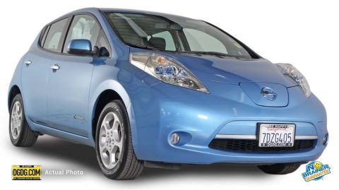 Used Nissan Leaf SV