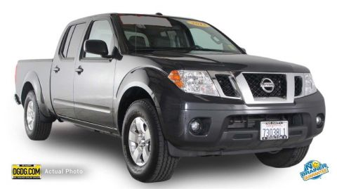 Used Nissan Frontier SV