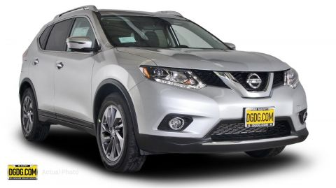 New 2016 Nissan Rogue SL FWD Sport Utility