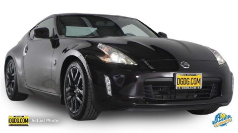 Used Nissan 370Z Touring