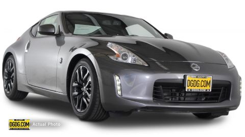 New 2017 Nissan 370Z Base RWD 2dr Car