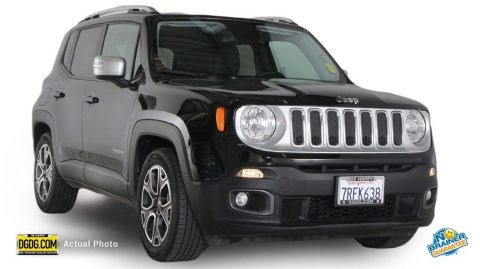 Used Jeep Renegade Limited